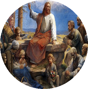 Christ Our Example In Speaking